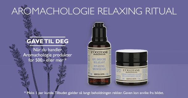Aromachologie Relaxing Ritual
