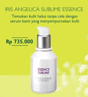Iris Angelica Sublime Essence. Beli Online!