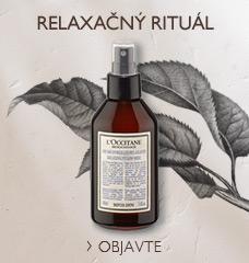 Relaxačný rituál