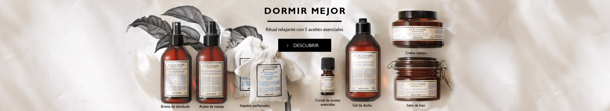 Aromacologia aceites escenciales - L'Occitane en provence