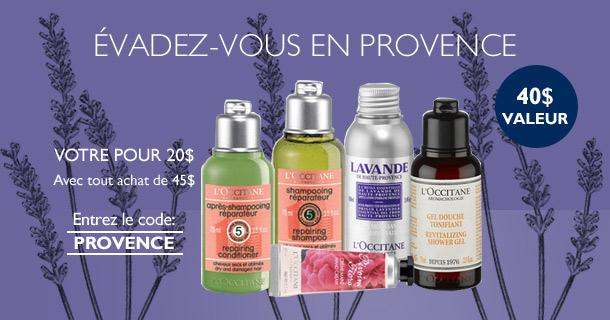 Escape to Provence