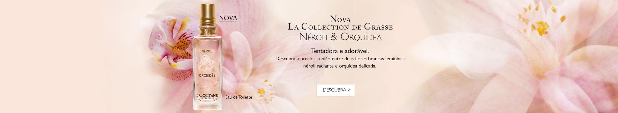 NÉROLI & ORQUÍDEA