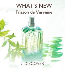 FRISSON VERVEINE>