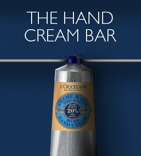 shop the hand cream bar