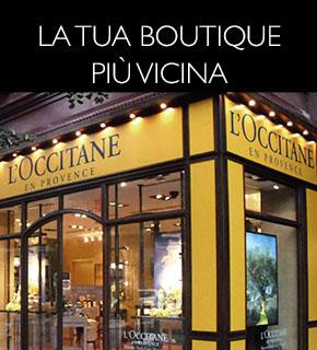 I nostri negozi - L'Occitane en Provence