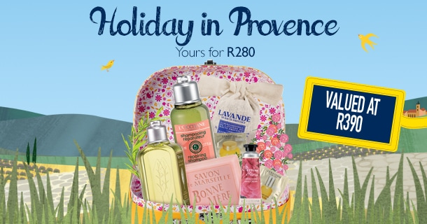 PACK FOR PROVENCE