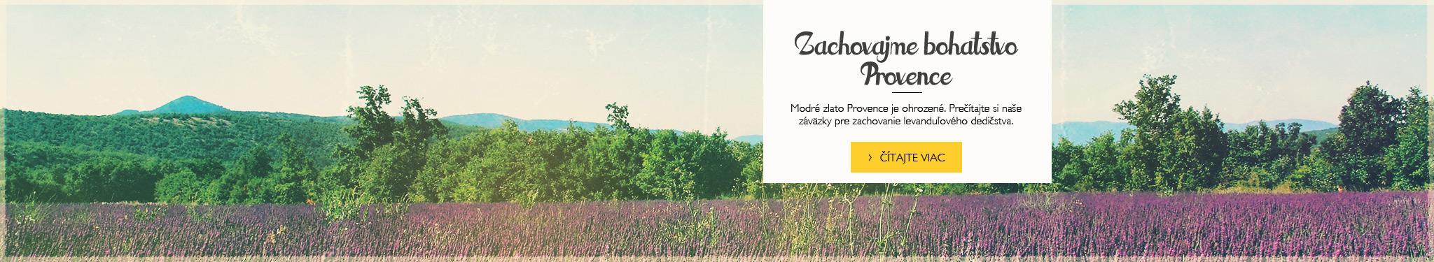 Zachovajme bohatstvo Provence