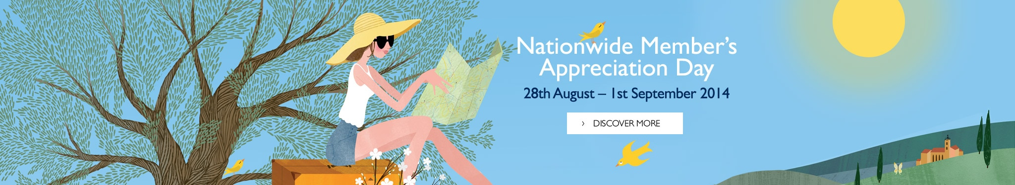 Nationwide Member's Appreciation Day