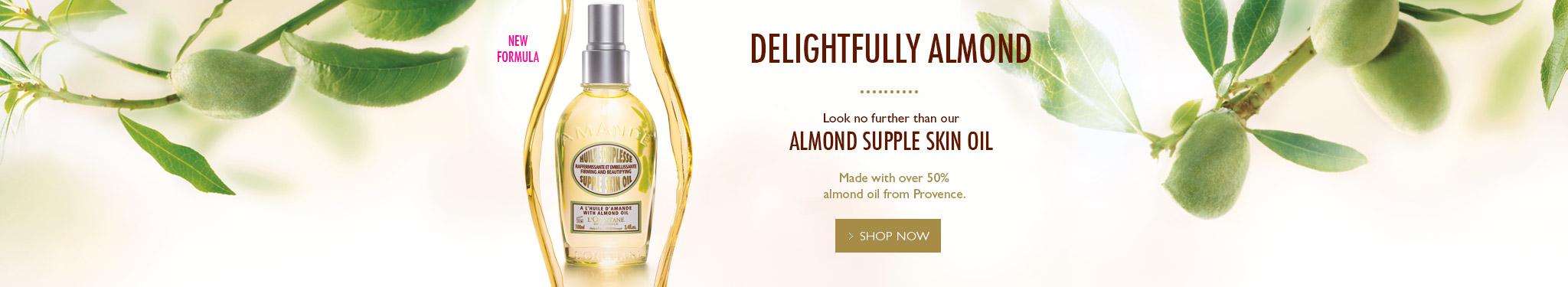 New Formula- supple skin oil
