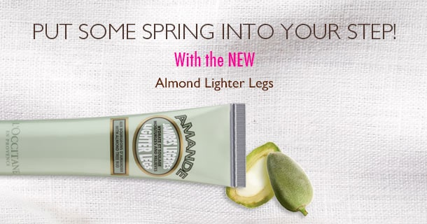 put some spring into your step