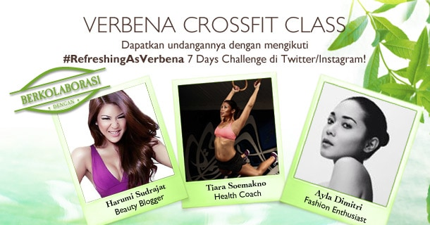 Verbena CrossFit Class