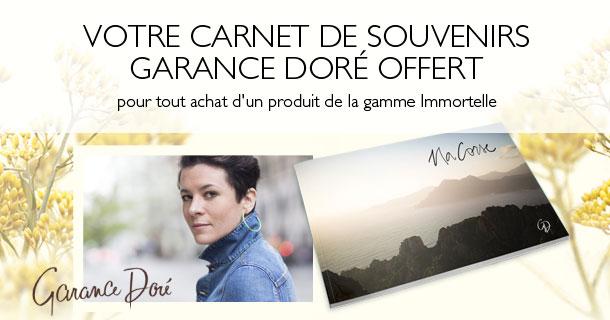 Garance Dore Carnet Offert