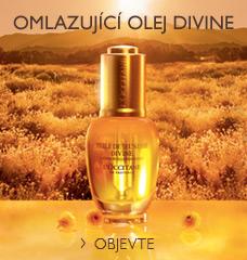 Omlazující olej Divine