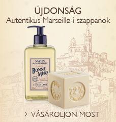 Autentikus Marseille-i szappanok