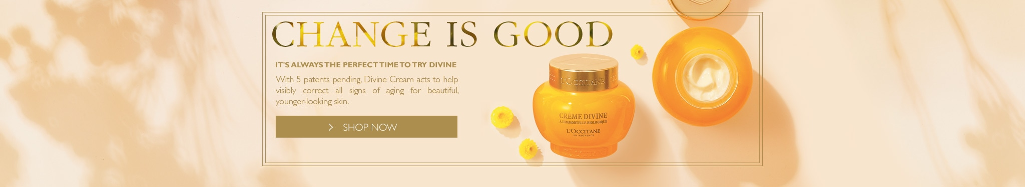 Try Divine Cream