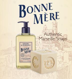 Bonne Mere Marseilles French Soap