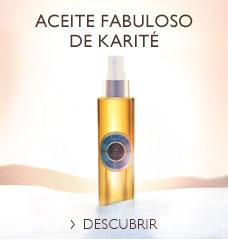 Nuevo Aceite Fabuloso de Karité >