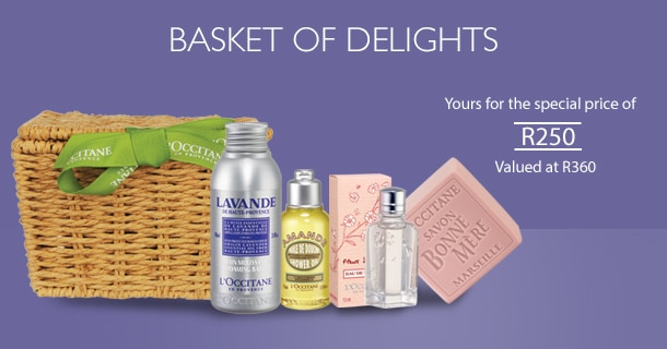 BASKET OF DELIGHT