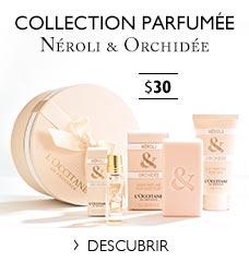 Kit de descubrimiento Nerolí & Orquídea