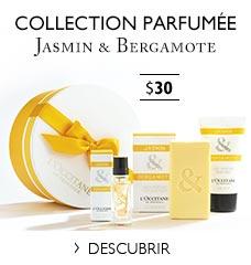 Kit de descubrimiento Jasmín & Bergamota