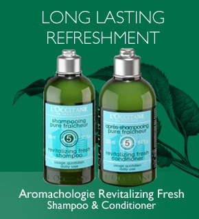 Aromachologie Revitalizing Fresh