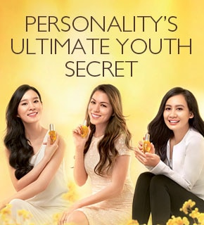 Personality's Ultimate Youth Secret