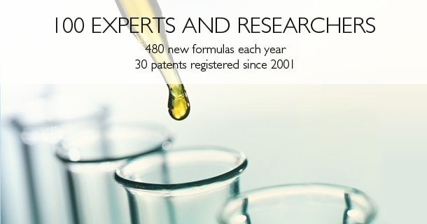 100 Experts & Researchers