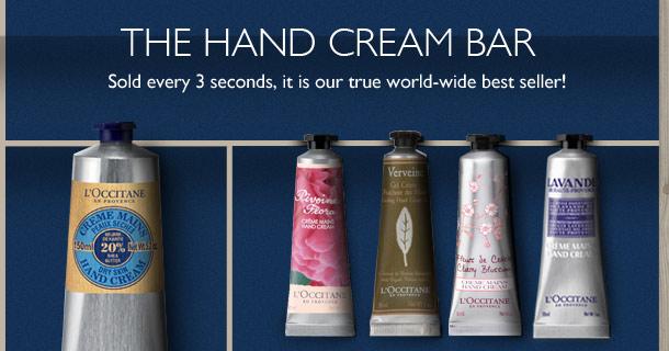 The Hand Cream Bar