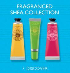 Fragranced Shea Collection