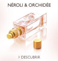 Fragancia atractiva y seductora Nerolí & Orquídea
