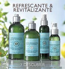 Nuevo tratamiento refrescante & revitalizante