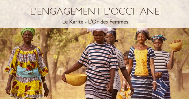 Engagements Karité