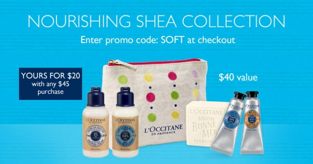 Nourishing Shea Collection