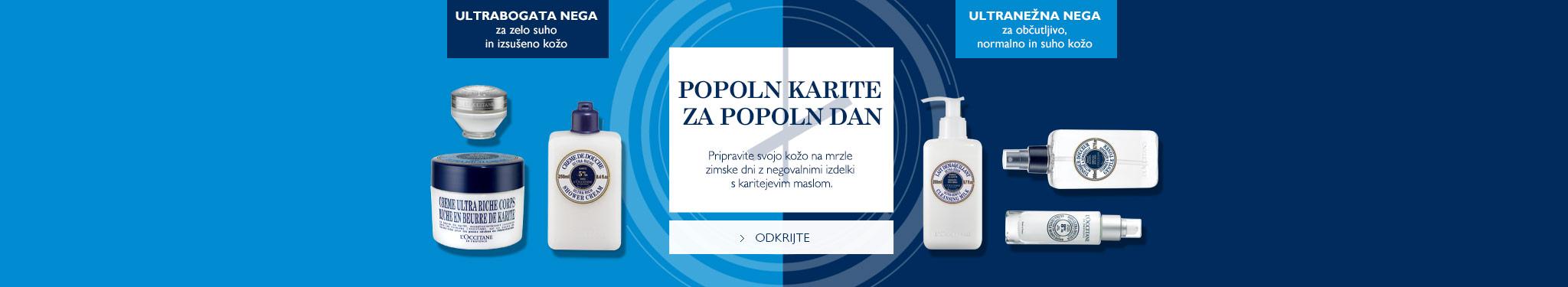 POPOLN KARITE ZA POPOLN DAN