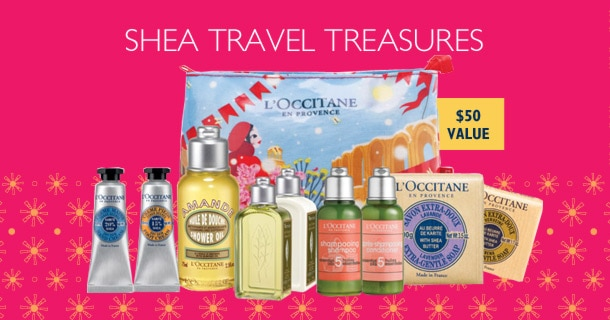 Shea Travel Treasures