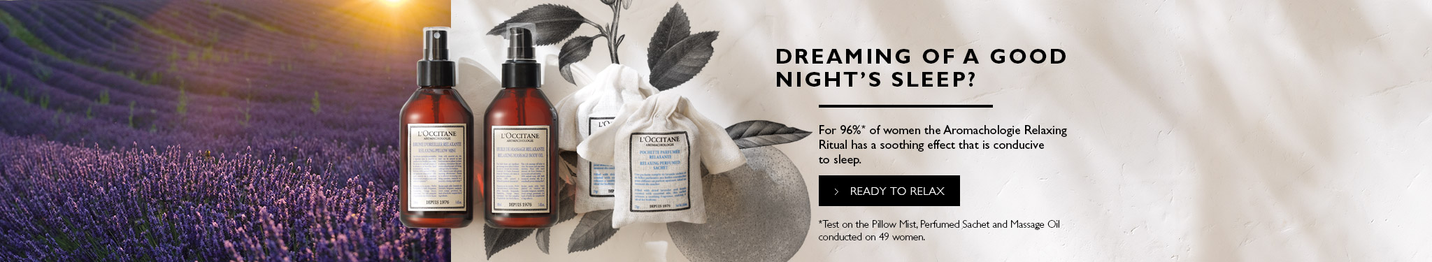 Dreaming of a good nights sleep?