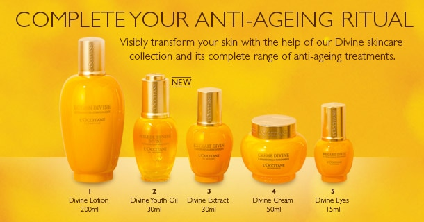 complete your anti-ageing routine