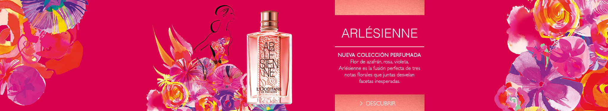 Arlesienne Perfume - L'Occitane en provence