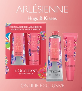 Arlesienne Hugs and Kisses