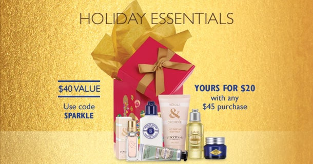 Holiday Sparkle - Holiday Essentials