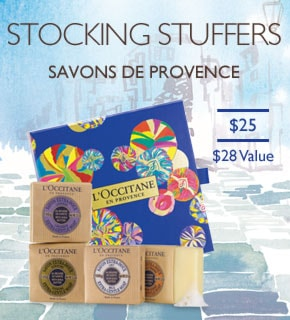 Stocking Stuffer - savons de provence.