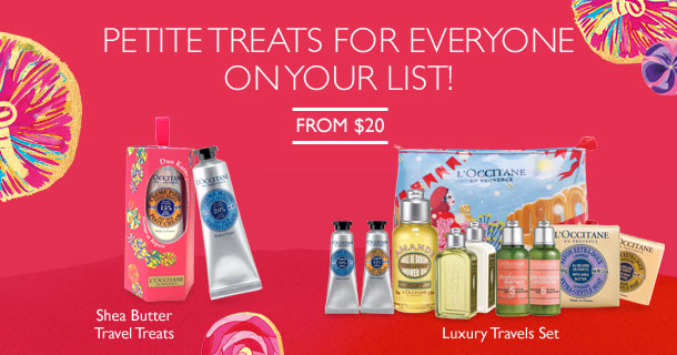 Petite Treats for everyone one your list