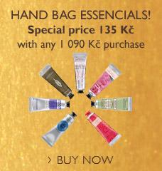 Hand bag essentials!
