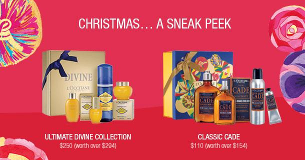 christmas is around the corner- take a sneak peek