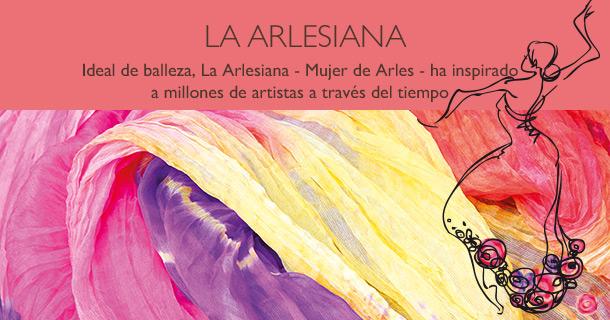 La Arlesiana, Mujer de Arles que inspira a los artistas