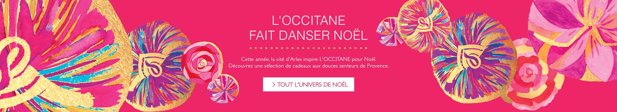 cadeau de noel 2014 -Univers Noël 2014 L'Occitane
