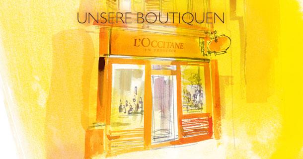 Unsere boutiquen
