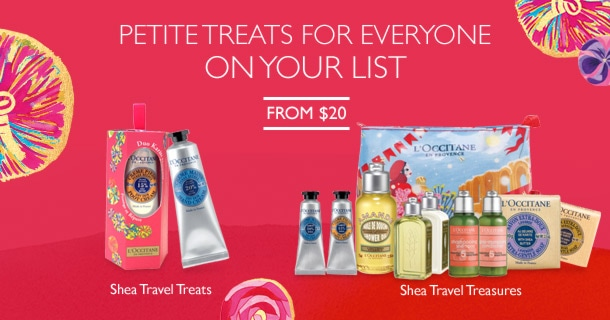 Petite Treats for everyone on your list