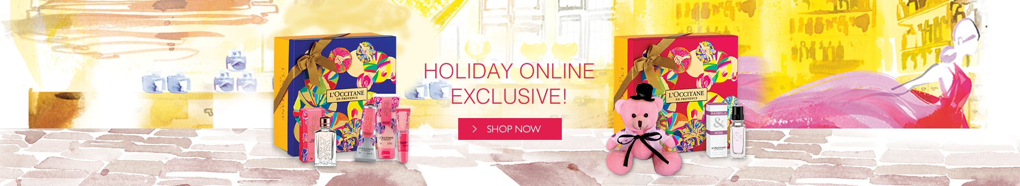 Holiday Online Exclusive