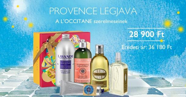 Provence legjava